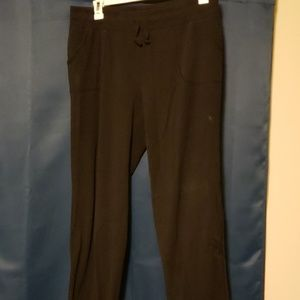 Free w/purchase work out pants